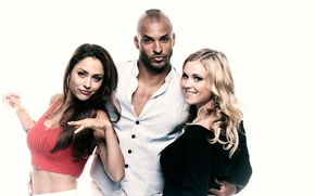 Картинка Сотня, The 100, Eliza Taylor, Ricky Whittle, Lindsey Morgan