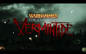 Картинка Warhammer, Vermintide, EndTimes