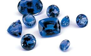 Картинка синий, драгоценный камень, сапфир