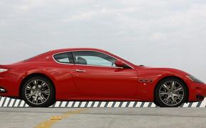 Картинка Maserati, купе, суперкар, granturismo S
