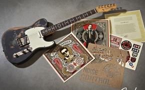 Картинка Rock, фендер, телекастер, Fender, Guitars, Telecaster
