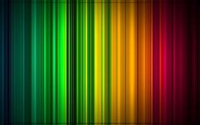 Обои Цвет, линии, спектр