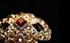 Картинка камни, кольцо, драгоценность, Винтажное