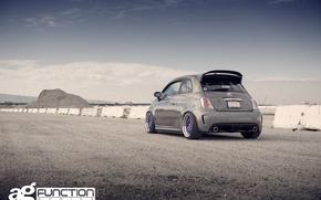 Картинка 500, фиат, Fiat Abarth 500