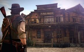Картинка western, Red Dead Redemption, дикий запад, John Marston, марстон, RockStar, Джон Марстон