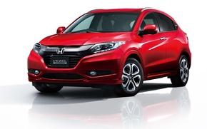 Обои хонда, Vezel, везель, 2014, Honda, гибрид