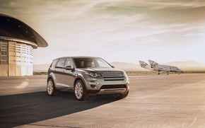 Картинка Land Rover, Discovery, Sport, 2015