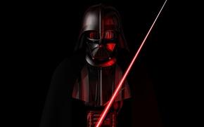 Картинка звездые войны, Darth Vader, Dark Side