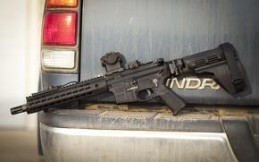 Картинка оружие, AR-15, BCM, штурмовая винтовка, assault rifle