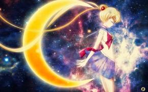 Картинка Аниме, Sailor moon, Усаги Цукино