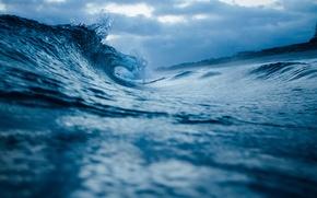 Картинка океан, волна, New Zealand, photo, Tim Marshall, Tauranga, Mount Maunganui