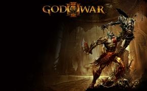 Картинка sony, ps3, God of War