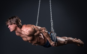 Картинка muscles, strength, technique