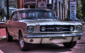 Картинка Ford Mustang, 1964, Muscle Car
