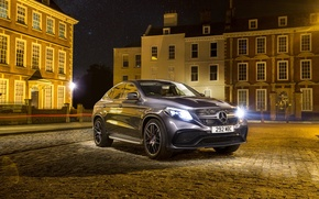 Картинка Mercedes-Benz, мерседес, AMG, Coupe, C292, GLE-Class