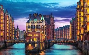 Картинка Germany, Hamburg, Hamburg-Mitte