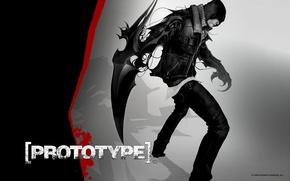 Картинка игры, Prototype, gamer, games