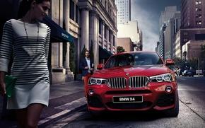 Картинка бмв, BMW, 2015, F26