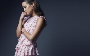 Картинка девушка, модель, актриса, Фотосессия, 2016, Алисия Викандер, Alicia Vikander, PSIFF