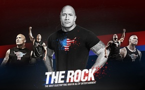 Обои скала, двейн вейд, the rock, dwein weid