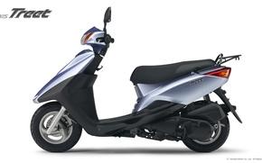 Картинка yamaha, motorcycle, scooter