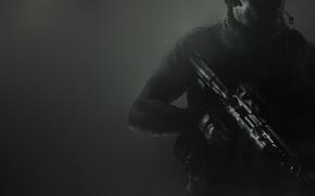Картинка оружие, солдат, call of duty, cod, modern warfare 3, mw3, юрий, yuri, колл оф дьюти