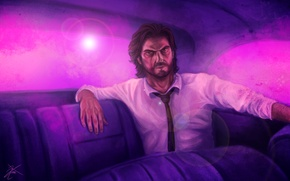 Обои game, Bigby, Бигби, арт, The Wolf among Us, art