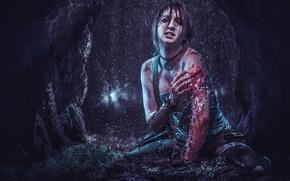 Картинка Девушка, Tomb Raider, Лара Крофт, Square Enix, Lara Croft, Косплей, Cosplay, Microsoft Studios