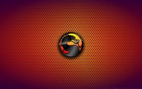 Картинка минимализм, Mortal Kombat, Мортал Комбат, Kalangozilla
