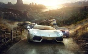 Картинка машины, гонки, Need for Speed