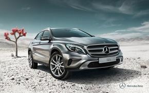 Картинка X156, 2013, GLA-Class, Mercedes-Benz, мерседес