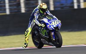Картинка Race, Yamaha, MotoGP, Valentino Rossi