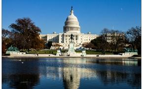 Картинка USA, Washington, Capitol