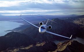 Картинка Gulfstream, Aerospace, G500