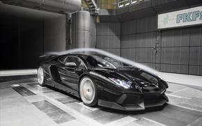Картинка Lamborghini, Aventador, 2013, Novitec Torado