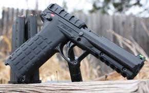 Картинка пистолет, обоймы, полуавтоматический, Kel-Tec, PMR-30