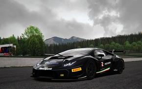 Картинка Lamborghini, GT3, Huracan, Racecar, Asetto Corsa