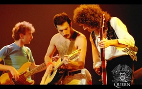 Обои Queen, Rock, Music