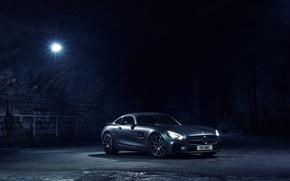 Обои C190, 2015, UK-spec, Edition 1, AMG, GT S, мерседес, амг, Mercedes