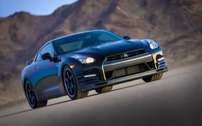 Картинка Nissan, GT-R, 2014, Track Edition
