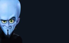 Картинка blue, look, megamind