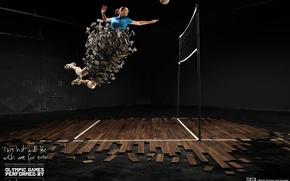 Обои олимпийские игры, Volleyball, Волейбол, olympic games
