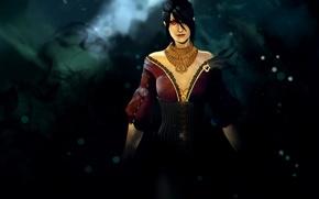 Картинка маг, Morrigan, Dragon Age: Inquisition