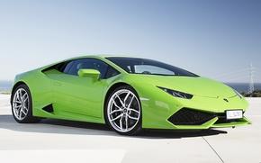 Картинка Lamborghini, Huracán