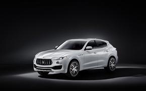 Обои Maserati, мазерати, кроссовер, леванте, Levante