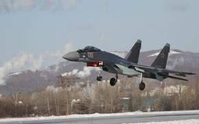 Картинка Истребитель, Россия, ввс, су-35с