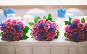 Картинка цветы, свадебные, букеты
