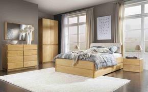 Картинка дизайн, стиль, комната, интерьер, спальня