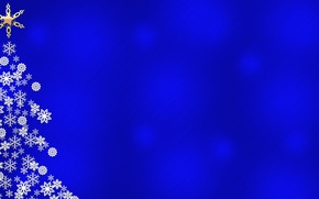 Обои widescreen, wallpaper, christmas, new year, Christmas, background, tree, blur, New Year, holiday, HD wallpapers, fullscreen