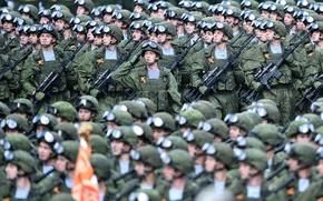 Картинка оружие, праздник, парад, день победы, 9 Мая, солдаты, красная площадь